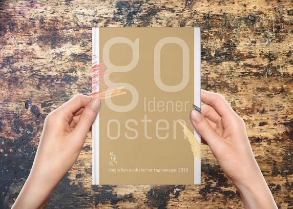 Buch Biografie von Topmanagern aus Sachsen 2019 – jetzt vorbestellen