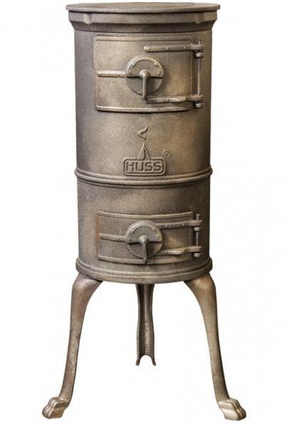 """Ofen Kanonenofen Gussofen """"Huss'l"""" von Huss"""