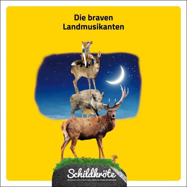 Kinderbuch Die Geschichte der ''Braven Landmusikanten''