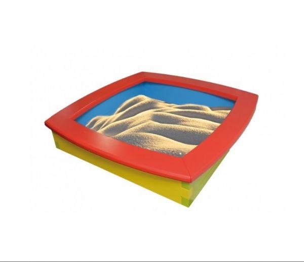 Sandkasten Fichtenholz natur oder lackiert Tischlerarbeit
